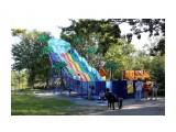 Летняя горка для детей..  Фотограф: vikirin  Просмотров: 2494 Комментариев: 0