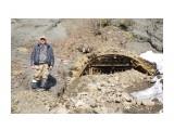 У входа в заваленную японскую шахту! Фотограф: viktorb  Просмотров: 554 Комментариев: 0