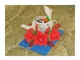 чайник со сладостями содержимое можеть быть по вашему желанию.  возможно изготовление на заказ. Фантазия и возможности альбомом не ограничены :))  Просмотров: 1279 Комментариев: 0