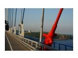 Владивосток. Золотой мост Фотограф: vikirin  Просмотров: 501 Комментариев: 0