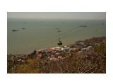 Вид сверху! С многочисленных площадок парка чудные виды на Вунгтау!  Просмотров: 996 Комментариев: