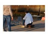 Владивосток. Набережная.. Позвонил папа... Фотограф: vikirin  Просмотров: 422 Комментариев: 0