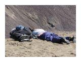 Пацанята спят на теплом песке... ждут улов... Фотограф: vikirin  Просмотров: 5447 Комментариев: 0