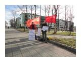 DSC03773 Коллективный пикет в Макарове посвященный 102-й годовщине Великого Октября  Просмотров: 340 Комментариев: 1