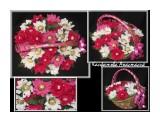 розы и хризантемы эффектная корзина с розами и хризантемами ручной работы. Такой подарок обязательно запомнится. Удивляйте и радуйте любимых и близких!  Просмотров: 1618 Комментариев: 0