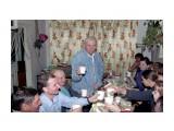День рождения Курникова, 2006 год. фото предоставлено А. Клитиным.  Просмотров: 290 Комментариев: 0