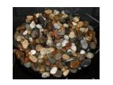 Гравий. Разноцветные камешки, собранные на побережье.  Просмотров: 112 Комментариев: