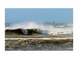 7388PetVladVik: В Татарском проливе немного штормит.