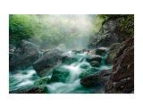 изумрудные реки влк Баранского* Фотограф: © marka /печать больших фотографий,создание слайд-шоу на DVD/  Просмотров: 1224 Комментариев: 0