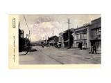 Период Карафуто, 1932-40гг. Прекрасный город Тойохара, ул. Дзиндзя дори.  Просмотров: 176 Комментариев: