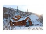 Храм в Невельске. Фотограф: 7388PetVladVik  Просмотров: 3786 Комментариев: 0