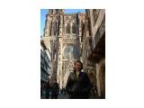 Кафедральный собор Гордость и главная достопримечательность Страсбурга... Ночью он, на самом деле, производит шокирующее впечатление!  Просмотров: 1915 Комментариев: