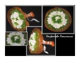 букет из мишек и цветов ручной работы очаровательный букет, который сочетает в себе цветы ручной работы с рафаэллками внутри и плюшевых мишек. такой букет не оставит равнодушной свою обладательницу  Просмотров: 1481 Комментариев: 0