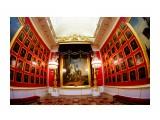 Эрмитаж Фотограф: В.Дейкин галерея 1812 года в Зимнем дворце  Просмотров: 895 Комментариев: 0