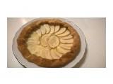 Слоеный пирог с яблоками  Просмотров: 342 Комментариев: