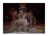 """Ледяная скульптура """"Конёк-горбунок""""  Просмотров: 983 Комментариев:"""