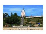 Хабаровск.Вид на Храм с Амура Фотограф: vikirin  Просмотров: 1942 Комментариев: 0
