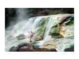 изумрудные реки влк Баранского* Фотограф: ©  marka /печать больших фотографий,создание слайд-шоу на DVD/  Просмотров: 931 Комментариев: 1