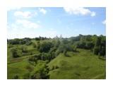 Вид на деревню с вершины средневековой крепости! Фотограф: viktorb  Просмотров: 624 Комментариев: 0