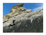 Вид на мыс Мосия снизу.. Фотограф: vikirin  Просмотров: 4315 Комментариев: 0
