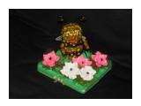 пчелка коло 95 конфет Эклер 30 конфет Марсианка  возможно изготовление на заказ. Фантазия и возможности альбомом не ограничены :))  Просмотров: 1593 Комментариев: 0