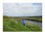 На краю городища и крутом берегу Десны! Фотограф: viktorb  Просмотров: 751 Комментариев: 0