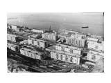 Невельск (1980г, в центре снимка  школа № 6).  Просмотров: 1398 Комментариев: