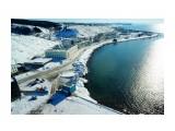 Вид на юг с порта Фотограф: В.Дейкин  Просмотров: 1088 Комментариев: 3