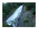 Клоковский водопад! Каменная плита по которой падает поток воды! Фотограф: viktorb  Просмотров: 1057 Комментариев: 0