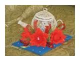 чайник со сладостями содержимое можеть быть по вашему желанию.  возможно изготовление на заказ. Фантазия и возможности альбомом не ограничены :))  Просмотров: 1209 Комментариев: 0