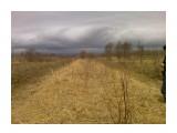Насыпь линии  Поронайск-Тихменево (9мая 2009г.)  Просмотров: 506 Комментариев: