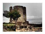 старая крепость Несебр,Болгария  Просмотров: 97 Комментариев: