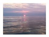 Сегодня сиреневый закат на юге Сахалина.  Просмотров: 178 Комментариев: