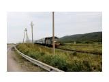 Встречный поезд. На север пошел.. Фотограф: vikirin  Просмотров: 2354 Комментариев: 0