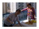 уборка балкона в гостях у дочери  Просмотров: 845 Комментариев: