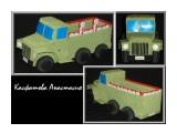 Военный Урал с киндер шоколадками оригинальный и вкусный подарок ребенку  Просмотров: 1168 Комментариев: 0