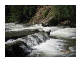 Быковские пороги,водопад.22августа 2010 034  Просмотров: 1342 Комментариев: