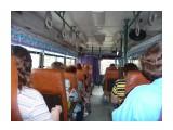 Пассажиры экспресбаса,-дачники!  Фотограф: viktorb  Просмотров: 743 Комментариев: 0
