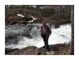 У бурлящего водоската на Уюновке! Фотограф: viktorb  Просмотров: 765 Комментариев: 0