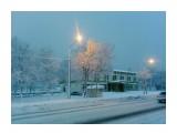 Ночной Корсаков. Вокзальная Фотограф: gadzila  Просмотров: 2963 Комментариев: 0