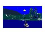 озеро ночью комповая графика  Просмотров: 1060 Комментариев: 0