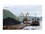Невельск. Погрузка угля. Фотограф: 7388PetVladVik  Просмотров: 4347 Комментариев: 0