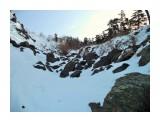 кивасян: часть подъема к озеру.круто вверх