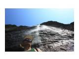 Водопад летит с высоты 42 м.. рассыпается по пути в пыль Фотограф: vikirin  Просмотров: 1630 Комментариев: 0