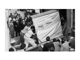 Так выглядел диск на 5 мегабайт в 1956 году