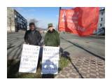 Пикет 04.11.19 г. в День Единства, Макаров.  Просмотров: 483 Комментариев: 0