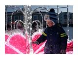 Новогодний городок в Углегорске 31 декабря 2013 г.  Просмотров: 2861 Комментариев: