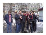 Название: Воркеры(Rabochie) Фотоальбом: Друзья Категория: Люди  Фотокамера: Nokia - N72 Диафрагма: f/3.2 Выдержка: 3152/1000000 Фокусное расстояние: 45/10 Светочуствительность: 64   Просмотров: 990 Комментариев: 1