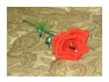 роза возможно изготовление на заказ. Фантазия и возможности альбомом не ограничены :))  Просмотров: 1528 Комментариев: 0