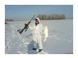 Название: 2805853 Фотоальбом: охота с сайгой Категория: Рыбалка, охота  Время съемки/редактирования: 2009:11:11 12:10:20 Фотокамера: Sony Ericsson - K750i Диафрагма: f/2.8 Выдержка: 1/5000    Просмотров: 783 Комментариев: 0